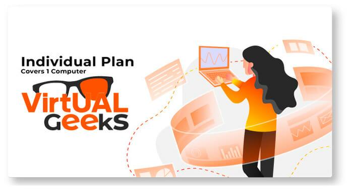 Checkout Page Individual Plan 29
